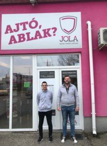 Miskolci kollégáink - JOLA